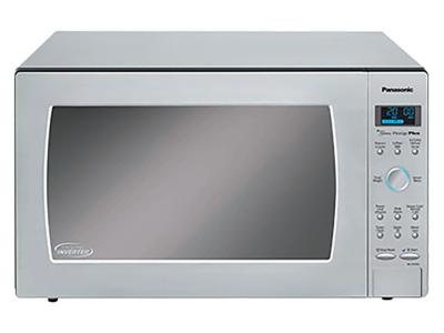 Panasonic Genius Prestige Plus Microwave with Cyclonic Inverter Technology - NNSE996S