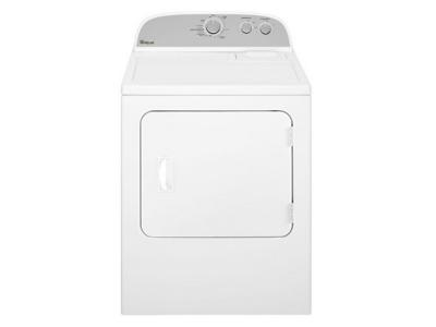 Whirlpool 7.0 cu. ft. Electric Dryer with Heavy Duty Cycle - YWED4815EW