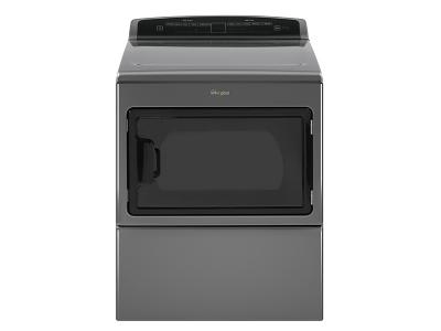 Whirlpool 7.4 cu. ft. Large Capacity Electric Dryer - YWED7500GC