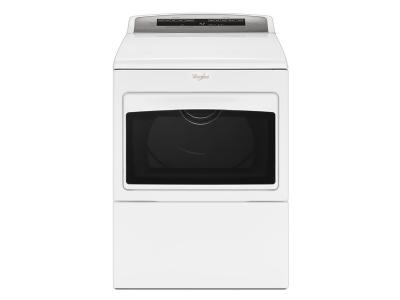 Whirlpool 7.4 cu. ft. Large Capacity Electric Dryer - YWED7500GW