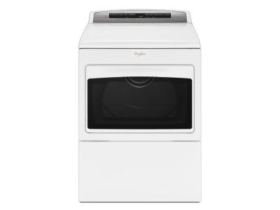 Whirlpool 7.4 cu. ft. Large Capacity Gas Dryer - WGD7500GW