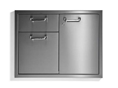 Lynx  Classic Door Drawer Combination With LED Interior Lightning - LSA30