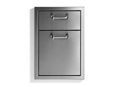 Lynx Classic Double Drawers - LDW16